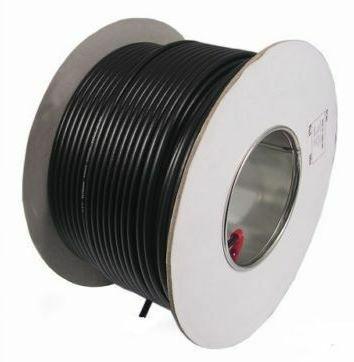 RG58 MILITARY SPEC (50 OHM) COAX CABLE - 50M DRUM