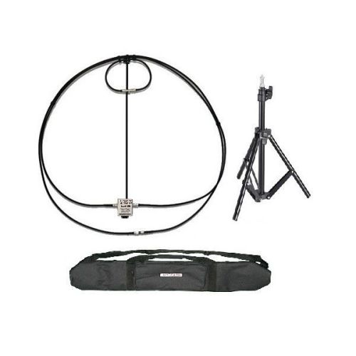 ALPHA ANTENNA 10-80M ALPHA LOOP SR ANTENNA INC TRIPOD+BAG Stock Code: 11-68