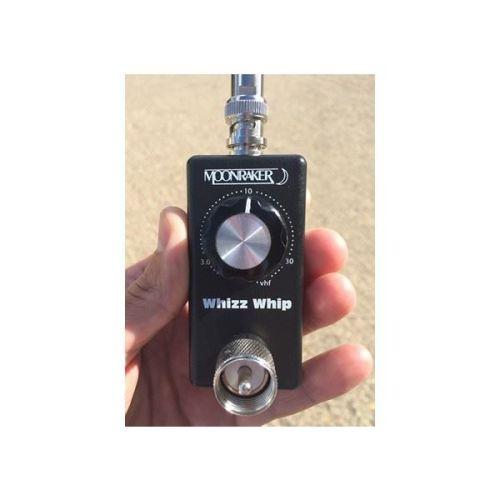 MOONRAKER WHIZZ WHIP HF/VHF/UHF PORTABLE ANTENNA
