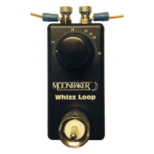 MOONRAKER WHIZZ LOOP V2 40-10M PORTABLE ANTENNA