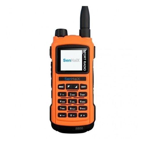 SENHAIX 8800 DUAL BAND HANDHELD RADIO