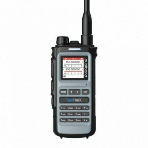 SENHAIX 8600 DUAL BAND HANDHELD RADIO