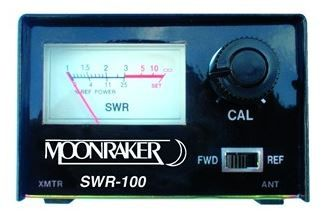 MOONRAKER SWR-100 SIMPLE SWR METER