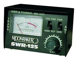 MOONRAKER SWR-125 SWR/PWR METER