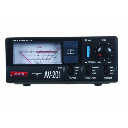 AV-201 AVAIR VSWR POWER METER