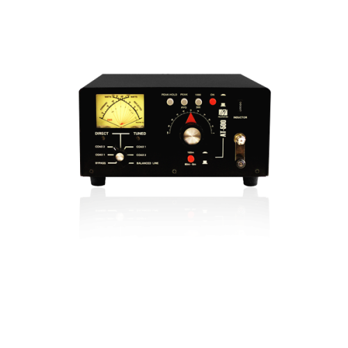 PALSTAR AT-500 600W PEP. DIFFERENTIAL ANTENNA TUNER