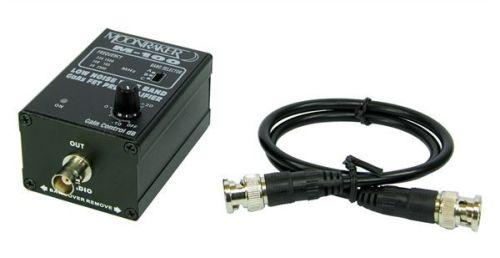 MOONRAKER M100 PROFESSIONAL 24-2300MHz PRE-AMPLIFIER