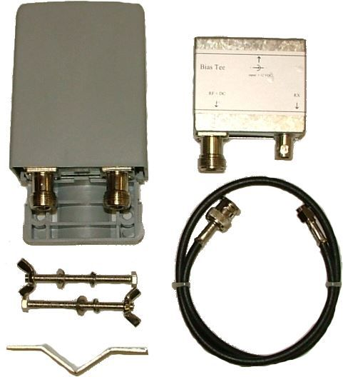 RADAR-AMP1090 LOW NOISE MAST PRE AMP KIT