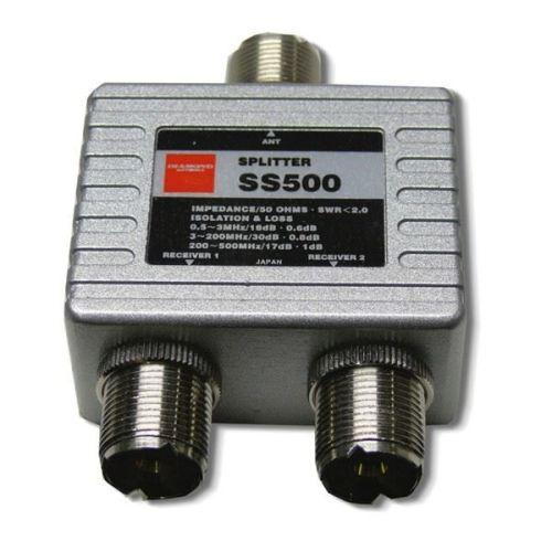 DIAMOND SS-500 ANTENNA SPLITTER
