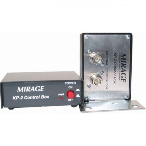 MIRAGE KP-2/2M PRE-AMP 2 METER MAST MOUNT 144-148MHZ