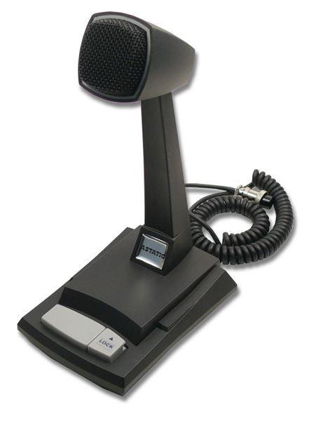 ASTATIC 878DM DESK TOP CB MICROPHONE