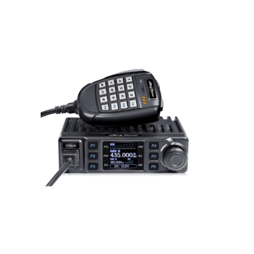 ANYTONE AT-779UV DUAL BAND MOBILE TRANSCEIVER + PC CABLE