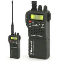 Hand-Held CB Radio