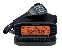 KENWOOD VHF/UHF TRANSCEIVERS