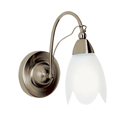 Petal wall light Antique Brass  4901-1AB