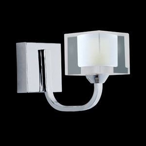 Katina Wall Light Chrome 6831-1CC