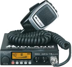 Midland Alan 78 Plus Mobile CB Radio Multi-standard 13.8V