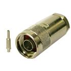 53UG Male N Plug (RG58/Mini8)