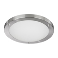 10632SS Satin Silver 16W Bathroom Fitting