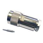 N Type Male Plug (RG8/RG213)