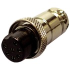 NC-520 7 PIN FEMALE MICROPHONE PLUG