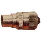 UHF METAL MALE COAXIAL PLUG (5 PC/PK)