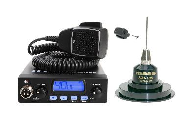 TTI TCB550 + KM-100 + SW725 SPEAKER