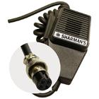 SHARMAN'S DM520P1 COFFIN MIC WITH 4PIN PLUG (STANDARD)