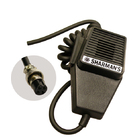 SHARMAN'S DM520P2 COFFIN MIC WITH 4PIN PLUG (UNIDEN WIRING