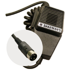 SHARMAN'S DM520P3 COFFIN MIC WITH 5PIN DIN PLUG (MIDLAND)