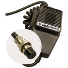 SHARMAN'S DM520P6 COFFIN MIC W/ 6PIN PLUG (MAYCOM/MIDLAND)