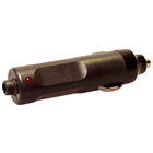 CLP-7 F342D/IP100 CIGAR LIGHTER PLUG WITH LED