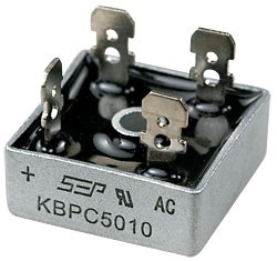KBPC5010 1000V 50A BRIDGE RECTIFIER