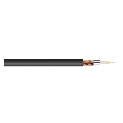Standard Digital RG6U Satellite 75 Ohm Cable black (50 metres)