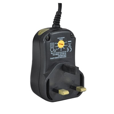 Multi-voltage 2250mA Regulated Switch Mode Power Supply