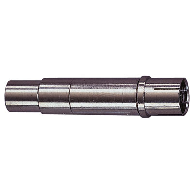 In-Line Attenuator. Coaxial Line Plug to Coaxial Line Socket