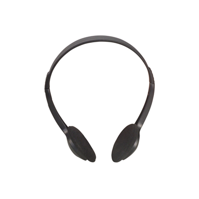 Lightweight Stereo Computer/TV Headphones