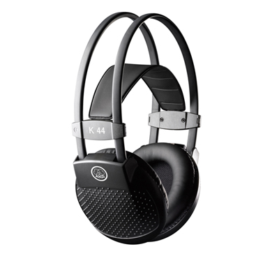 AKG K44 Closed-Back Stereo Headphones