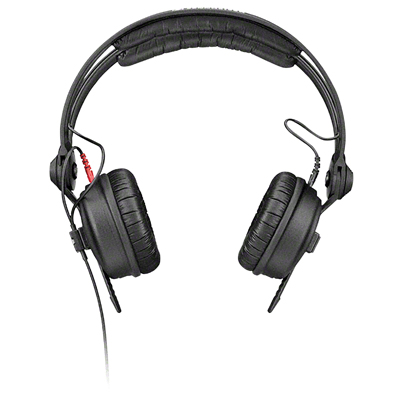 Sennheiser HD 25 II Closed Headphones with Rotatable Ear Cup