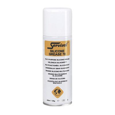 Servisol Silicone Grease 70