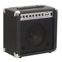 SOUNDLAB Guitar Amplifier with Reverb 10W