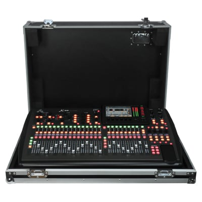 Behringer X32 Digital Mixing Console with Flight Case