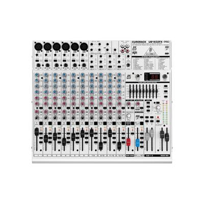 Behringer UB1832FX-PRO Eurorack Small Format Mixer