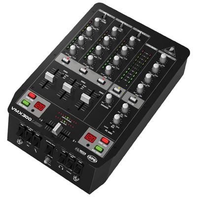 Behringer VMX300USB Pro DJ Mixer