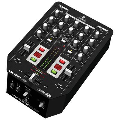 Behringer VMX200USB Pro DJ Mixer