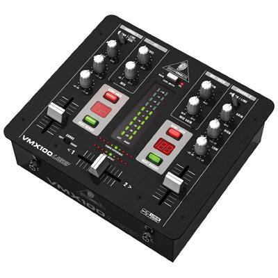 Behringer VMX100USB Pro DJ Mixer