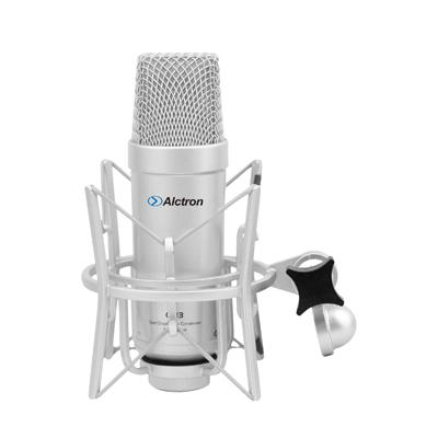 Alctron CM3 Studio Condenser Microphone