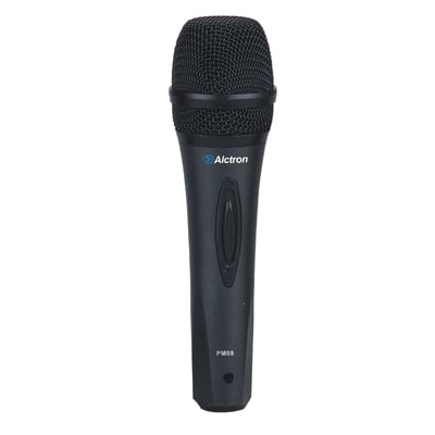 Alctron PM08 Dynamic Vocal Microphone