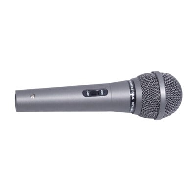 SoundLAB Dynamic Handheld Microphone 600 Ohm