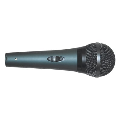 SoundLAB Stage Performance Classic Dynamic Handheld Microphone 600 Ohm